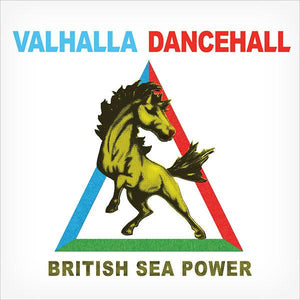 British Sea Power ‎- Valhalla Dancehall CD