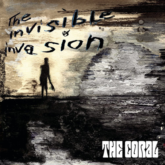 The Coral ‎- The Invisible Invasion CD