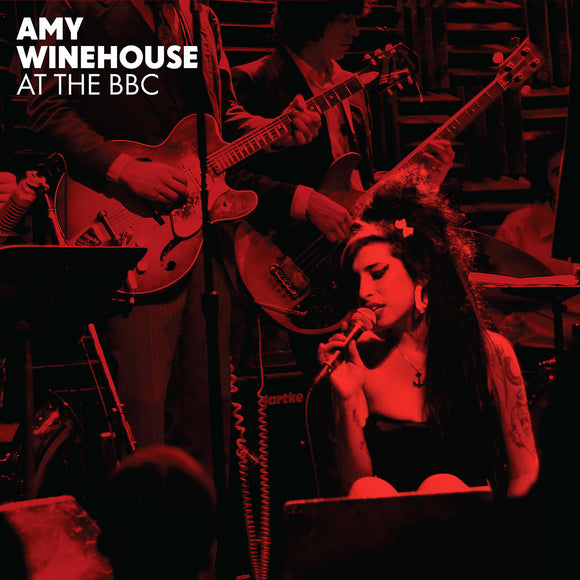 Amy Winehouse - At The BBC 3CD/3LP