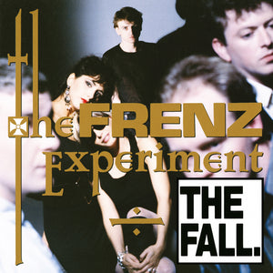 The Fall - The Frenz Experiment 2CD/2LP