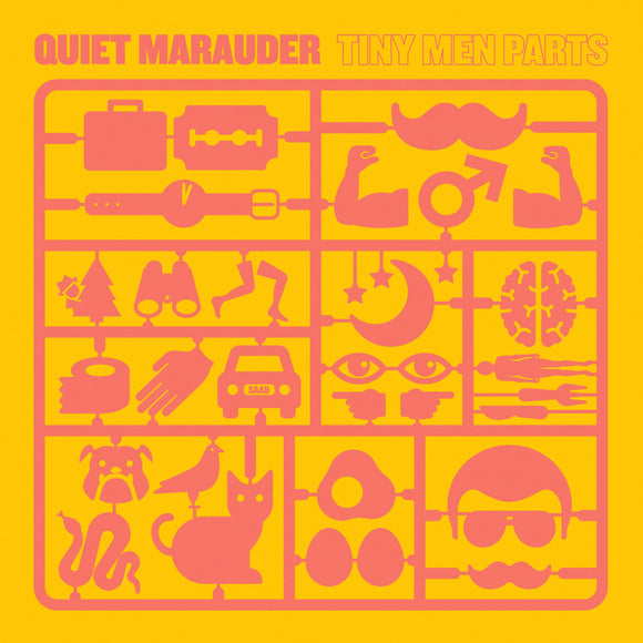 Quiet Marauder - Tiny Men Parts EP