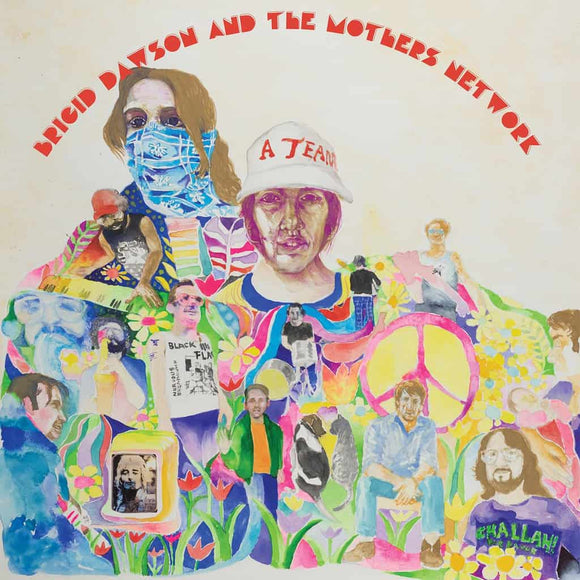 Brigid Dawson And The Mothers Network - Ballet Of Apes LP