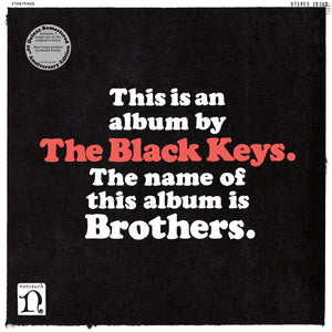 The Black Keys - Brothers (Anniversary Edition) CD/2LP