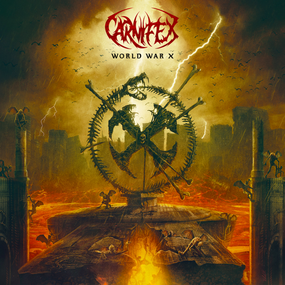 Carnifex - World War X LP