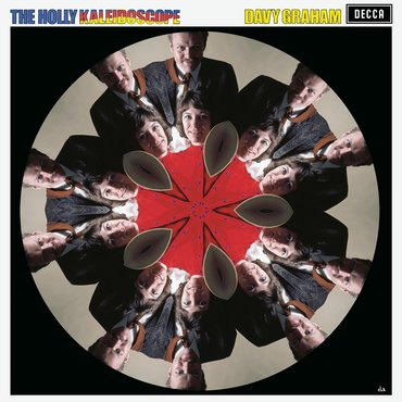 Davy Graham - The Holly Kaleidoscope LP