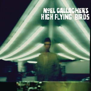 Noel Gallagher's High Flying Birds ‎- Noel Gallagher's High Flying Birds CD+DVD
