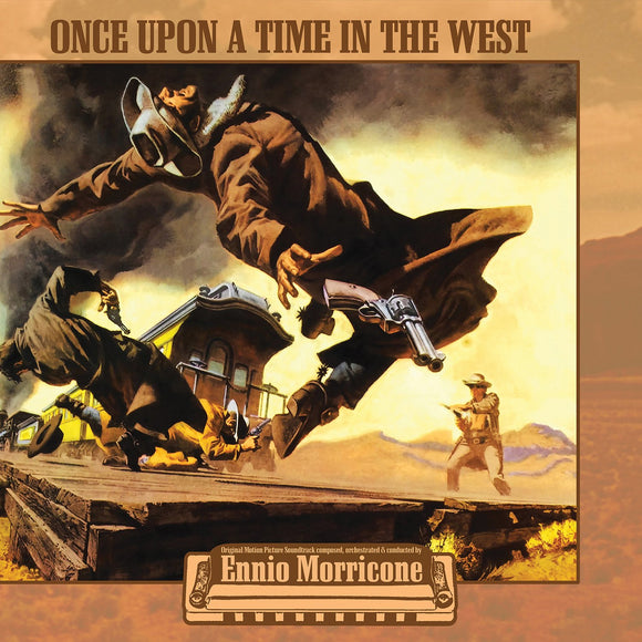 Ennio Morricone - Once Upon A Time In The West LP