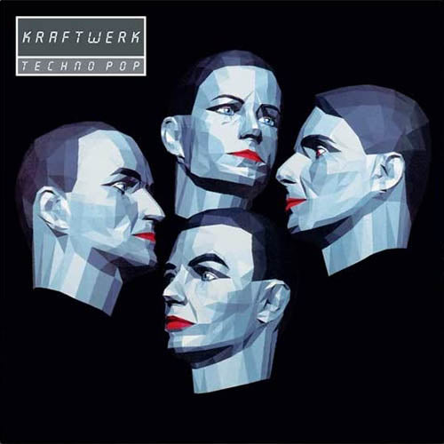 Kraftwerk - Techno Pop LP