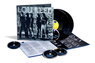 Lou Reed - New York Deluxe Set