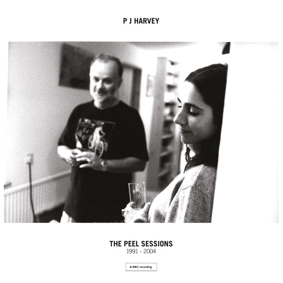 PJ Harvey - The Peel Sessions 1991-2004 LP