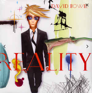 David Bowie ‎- Reality LP