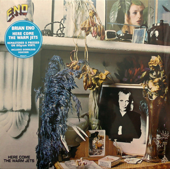 Brian Eno - Here Come The Warm Jets LP