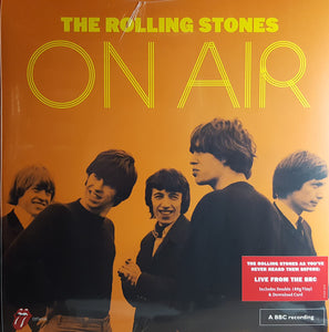 The Rolling Stones - The Rolling Stones On Air 2LP