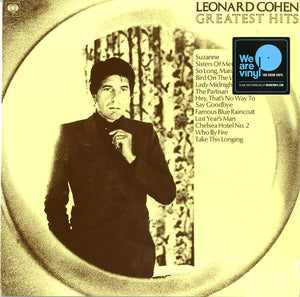 Leonard Cohen - Greatest Hits LP