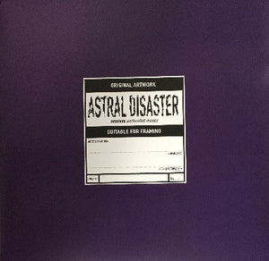 Coil ‎– Astral Disaster Sessions Un/Finished Musics