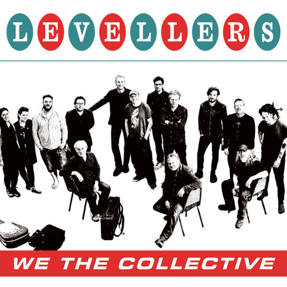The Levellers - We The Collective LP [+Bonus 12
