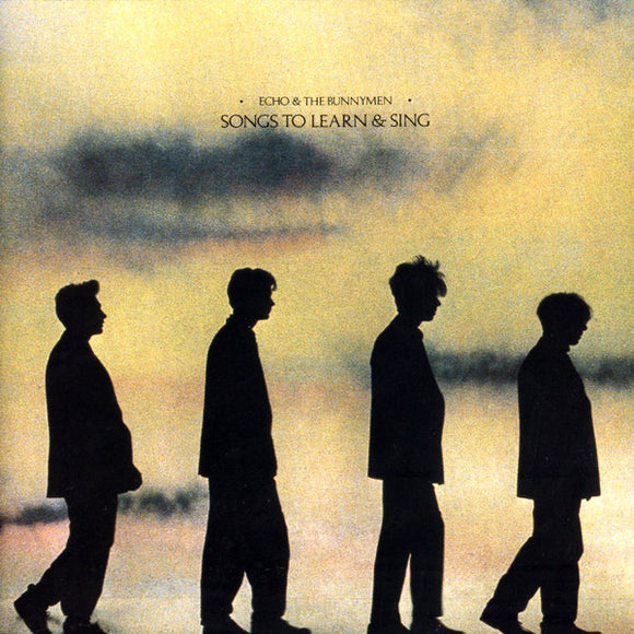 Echo & The Bunnymen ‎- Songs To Learn & Sing LP+7