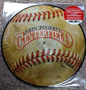 John Fogerty - Centerfield / Rock And Roll Girls [Picture Disc]