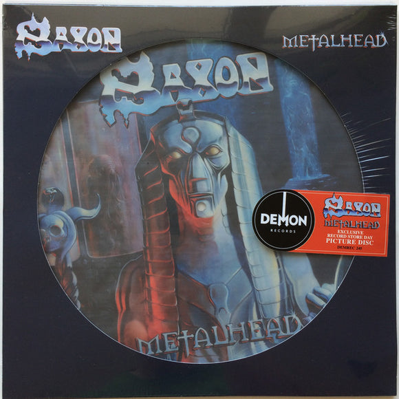 Saxon - Metalhead [Picture Disc]
