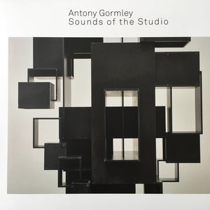 Antony Gormley ‎- Sounds Of The Studio LP
