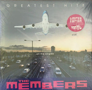 The Members - Greatest Hits: All The Singles LP