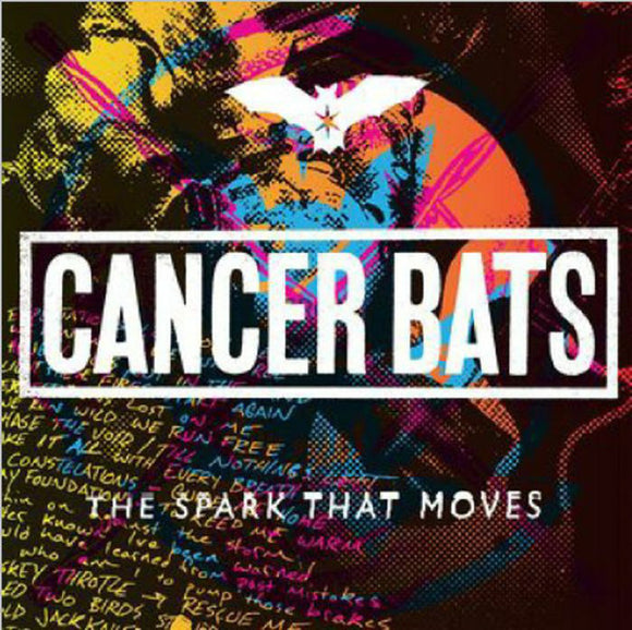 Cancer Bats - The Spark That Moves LP
