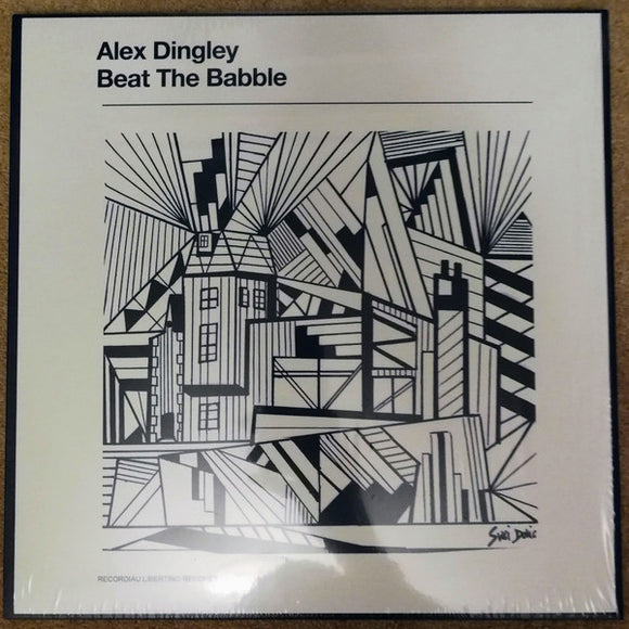 Alex Dingley - Beat The Babble LP