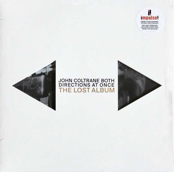 John Coltrane- Both Directions At Once: The Lost Album
