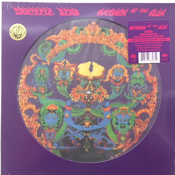 Grateful Dead - Anthem Of The Sun [Picture Disc]