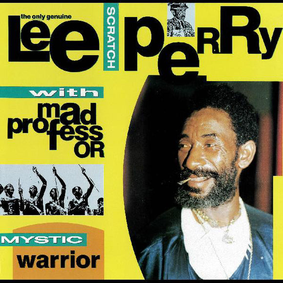Lee Perry/Mad Professor- Mystic Warrior