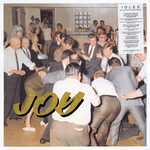Idles - Joy As An Act Of Resistance LP