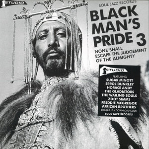 Various Artists - Black Man's Pride 3 (None Shall Escape The Judgement Of The Almighty) 2LP