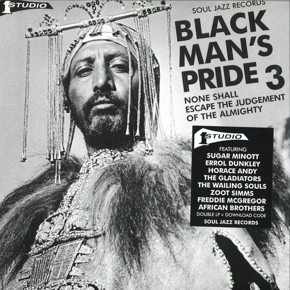 Various- Black Man's Pride 3