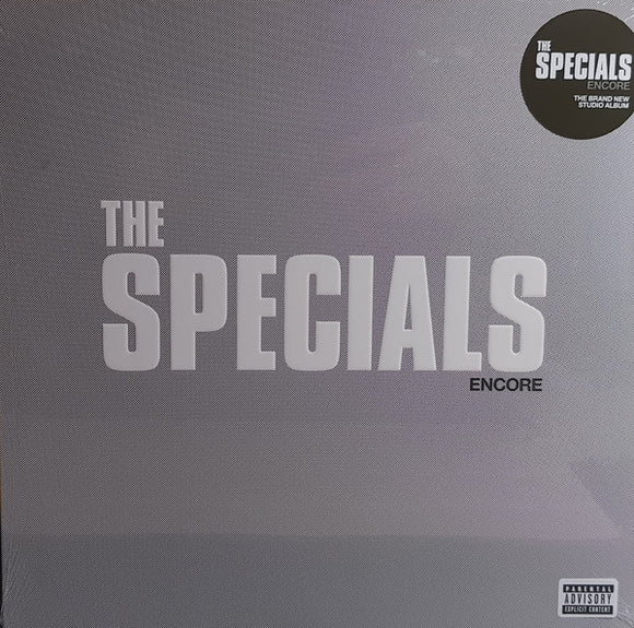 The Specials - Encore LP