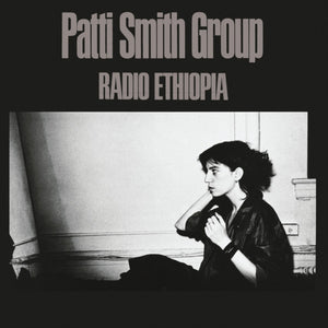Patti Smith Group ‎- Radio Ethiopia LP