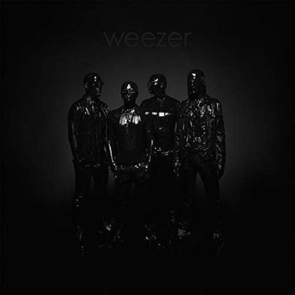 Weezer - The Black Album LP