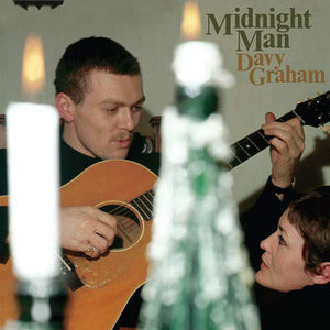 Davy Graham - Midnight Man LP