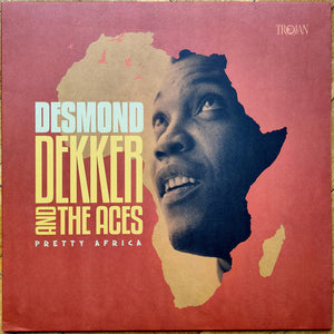 Desmond Dekker And The Aces - Pretty Africa LP