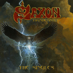 "Saxon - Thunderbolt: The Singles [5x 7"" Box Set]"