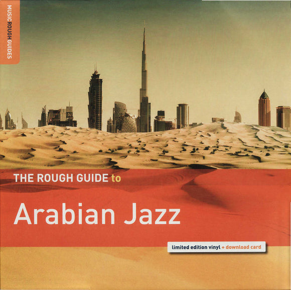 Various Aritsts - The Rough Guide To Arabian Jazz LP