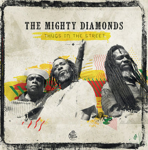 Mighty Diamonds - Thugs in the Street LP
