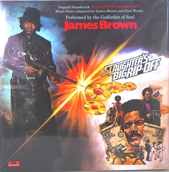 James Brown - Slaughter's Big Rip Off LP