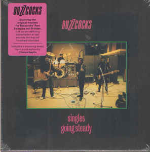 Buzzcocks ‎– Singles Going Steady CD
