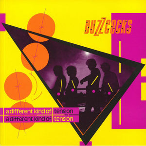 Buzzcocks - A Different Kind of Tension LP Vinyl