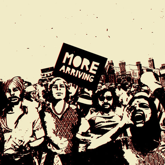 Sarathy Korwar ‎– More Arriving LP