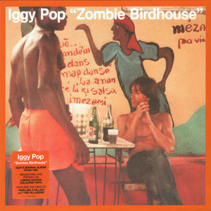 Iggy Pop - Zombie Birdhouse LP