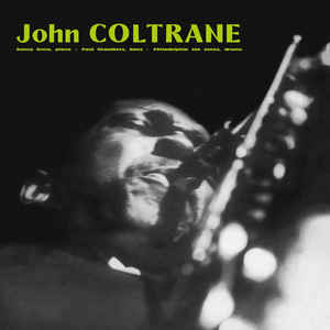 John Coltrane - A Jazz Delegation From The East LP