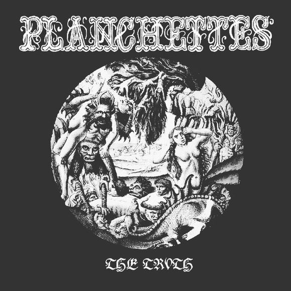 Planchettes - The Cross LP