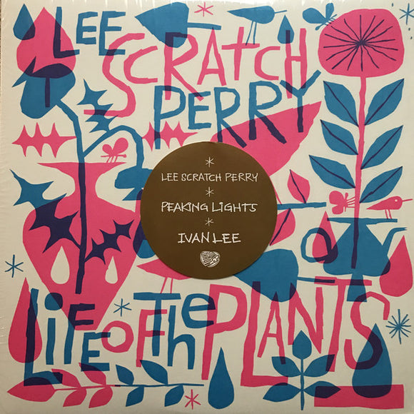 Lee Scratch Perry& Peaking Lights - ILife of Plants