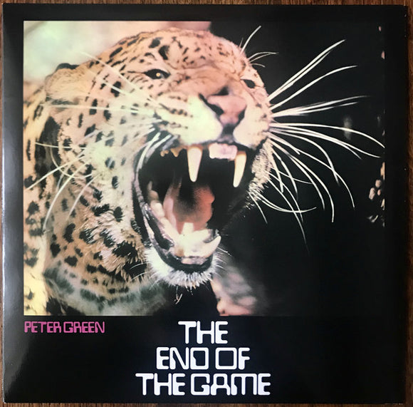 Peter Green - The End Of The Game LP